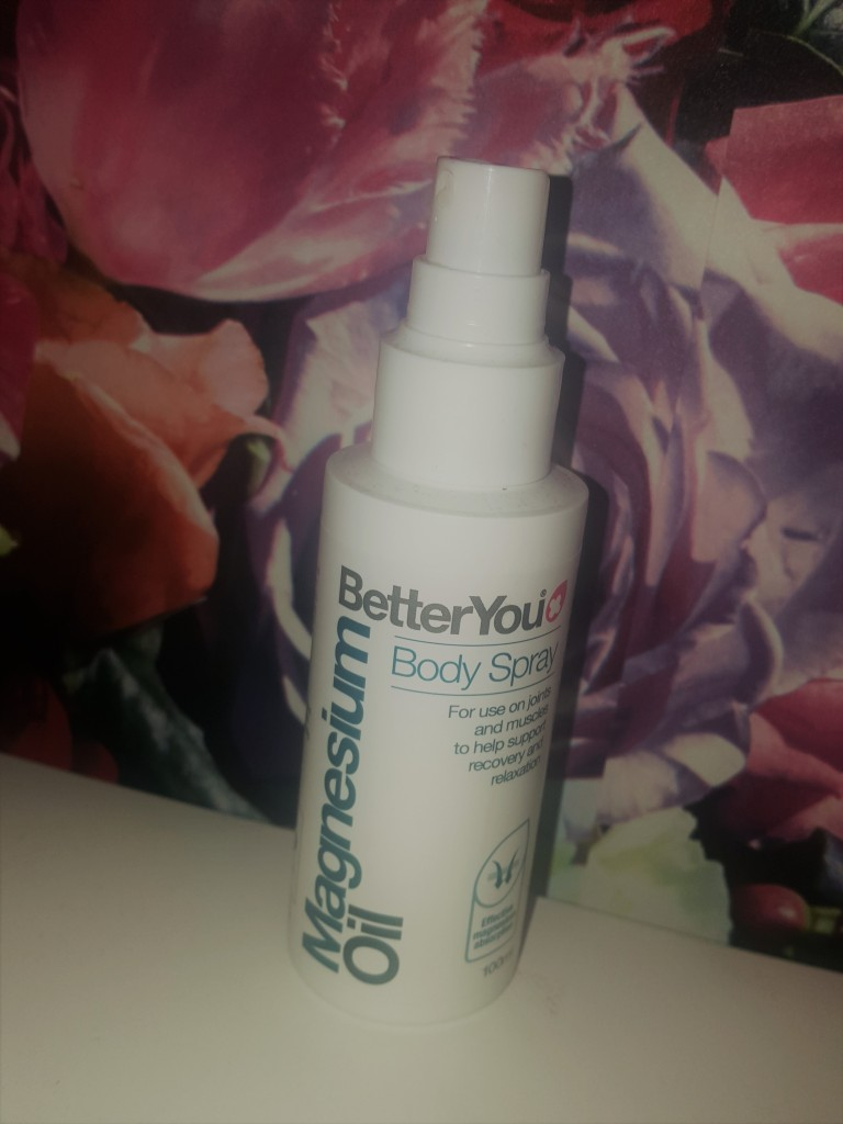 magnesium body spray review
